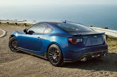 Subaru BRZ gets updates, limited-edition Series.Blue model for 2015