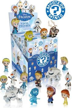 Mystery Minis: Disney - Frozen (Blind Boxed)