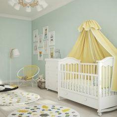 Студия LESH | Солнечная детская для солнечного малыша