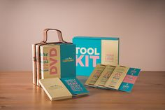 Wes Anderson Film Festival Kit on Behance