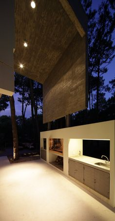 Fresno House by Felix Raspall and Federico Papandrea