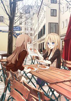 #anime #yuri