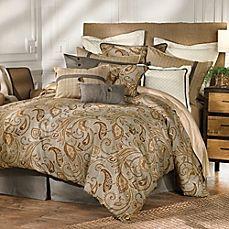 image of HiEnd Accents 4-Piece Piedmont Comforter Set bed bath & beyond