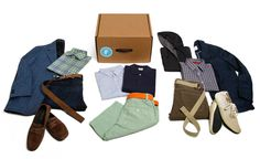 Trunk Club delivers outfits for men based on preferences/personality.