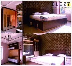 Memiliki kamar tidur yang nyaman merupakan dambaan setiap orang, dengan desain kamar tidur yang bagus akan menghasilkan furniture kamar tidur dengan hasil yang bagus juga.