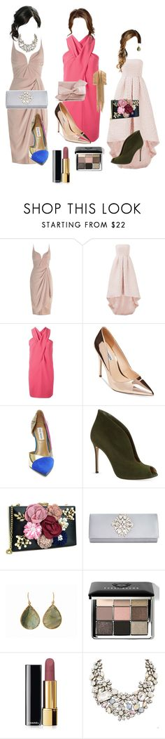"""""""#CHICENROSEPOURUNMARIAGE#LRDS"""" by elodie2b ❤ liked on Polyvore featuring Zimmermann, Cynthia Rowley, Vanessa Bruno, Steve Madden, Gianvito Rossi, INC International Concepts, Irene Neuwirth, Bobbi Brown Cosmetics, Chanel and Sorrelli"""