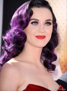 Inspirações para cabelos coloridos