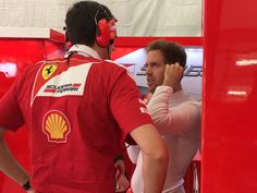 """Ferrari engineer:""""You know the only reason you always out qualify Kimi is that he's doesn't want to got to the top 3 press conferences!"""""""