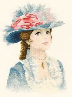 Maria Cross Stitch Kit from Heritage Crafts from Cross Stitch Angels, Cross Stitch Kits, Counted Cross Stitch Patterns, Cross Stitch Charts, Cross Stitch Embroidery, John Clayton, Heritage Crafts, Cross Stitch Finishing, Cross Stitching