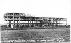 Bata Factory East Tilbury Building 13 - first 5 storey building under construction 15-08-1934