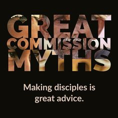 Via Verge Network- Cultural Christianity loves this myth. Cultural Christians love to sing the praises of disciple makers while simultaneously avoiding through the most crafty cop-outs personal obedience to the Great Commission. In other words when it comes down to it many view the Great Commission as merely great advice.  The fact is though that the Great Commission is a commandment coupled with the commissioning of Jesus. Jesus said If you love me you will keep my commandments. (John…