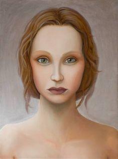 "Saatchi Art Artist Anja Jager; Painting, ""Present"" #art"