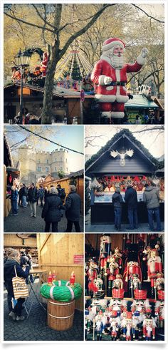 Christmas Market in Cologne, Germany... looks amazing!