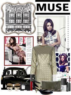 """London Love"" by anne-symanski-goranson ❤ liked on Polyvore"