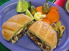 Mexican Fried Eggplant Sandwich (Vegan Tortas And Pambazos) Recipes ...