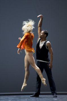 Photographier la danse – Dansercanalhistorique Quintett de William Forsythe @ Laurent Philippe