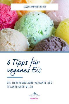 Aber ich kann nicht ohne Eiscreme leben! Die Dame, mit der ich sprach, schüttelte den Kopf und sah mich mit einer Art Verzweiflung in den Augen und ungläubigem Gesichtsausdruck an. Diese Aussage ist einer der Standards einer veganen Person gegenüber. Wir könnten Eiscreme gegen Käse oder jedes andere Lieblingsessen austauschen, das aus einem tierischen Körper stammt. Lerne tolle pflanzliche Alternativen zu Eiscreme kennen #ecocleanhomeline Dame, Ice Cream, Desserts, Blog, Vegan Breakfast, Vegan Snacks, Healthy Snack Foods, Vegane Rezepte, Vegan Lunches