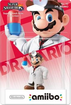 Amiibo Dr. Mario 42 - WII U - Acheter vendre sur Référence Gaming