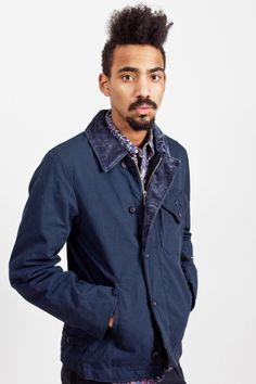 Engineered Garments Deck Jacket