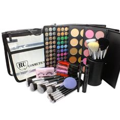 Royal Care Cosmetics 2 Piece Royal Care Cosmetics Pro Makeup Set >>> Check this awesome product by going to the link at the image.