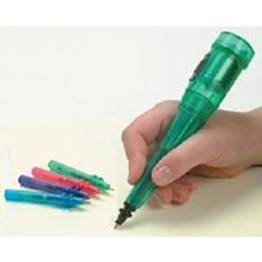 Squiggle pens