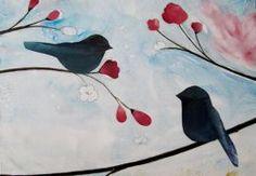 Paintings @ Nathalie Vachon