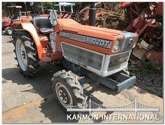 KUBOTA_L1802DT_4WD Kubota, Tractors, Japanese, Japanese Language