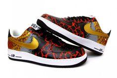 SEKURE D NIKE AIR FORCE 1 CUSTOM (CHICAGO BULLS) - Sneaker Freaker
