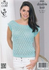 Tops in King Cole Smooth DK (3942)