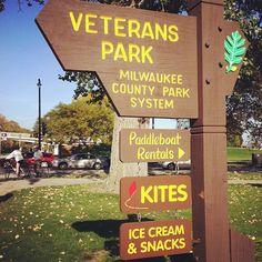 Veterans Park, Milwaukee