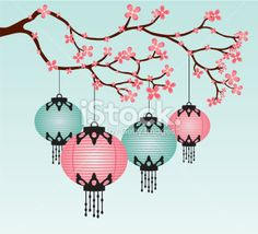 Asian inspired art ideas on Pinterest   Asian Art, Chinese New Years …