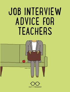 What do principals look for when interviewing prospective teachers? Five administrators share their own personal Do's and Don'ts of the teaching job interview. CultofPedagogy.com Teaching Job Interview, Job Interview Tips, Teaching Jobs, End Of School Year, Back To School, Classroom Norms, Cult Of Pedagogy, Teaching Techniques, Getting To Know You
