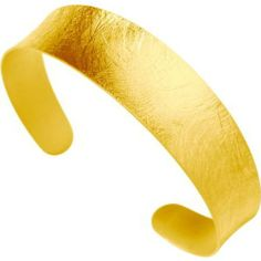 Sterling Silver Gold Plated Cuff Bracelet FindingKing. $49.99