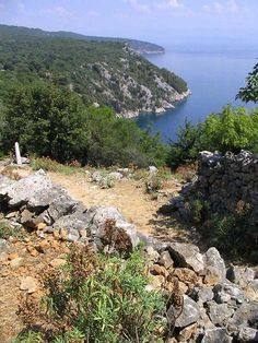 Cres Croatian Islands, Countryside, Travel Photos, The Good Place, Survival, Rustic, Places, Nature, Pictures