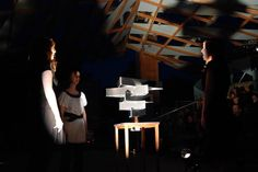 """Todas as quartas, às 19h, e aos domigos, às 16h, a Bienal de São Paulo recebe a peça musical """"Music Sideways"""", do artista grego Athanasios Argianas, escrita sob a forma de um cânone clássico. A entrada é Catraca Livre."""