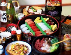 Super Japanese Food (Miniature)