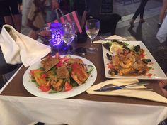 Last meal in Nice