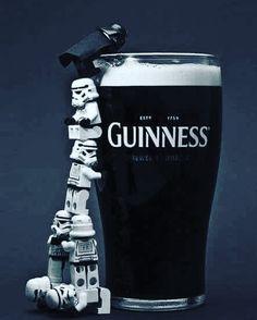 Just need it! #needit #guinness #bomonti #beer #bira #starwars #darthvader #lego #starwarslego by lessa