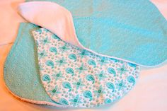 Baby Burp Cloths  Set of 3  Baby burp by JulieButlerCreations, $15.00