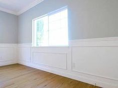 Use picture frames as wainscoting. Use picture frames as wainscoting. Diy Interior, Interior Design, Home Improvement Projects, Home Projects, Home Renovation, Home Remodeling, Easy Home Upgrades, Cool Ideas, Picture Frames
