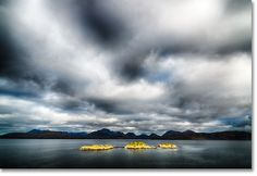 Loch Eishort from Tokavaig, Isle of Skye
