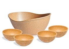 5 Piece Serving Bowl Set