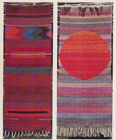 Navajo Techniques for Today's Weaver // Joanne Mattera