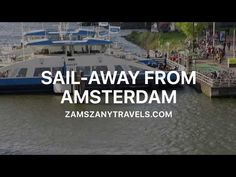Zam's Zany Travels!: Viking Sky Sail-Away from Amsterdam...