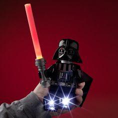 @Kath Moses lego darth vader torch! x