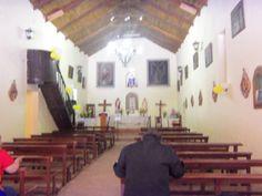 Purmamarca, Iglesia de Santa Rosa