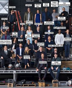 the other parts of this photo had no hiddleston :--( wHY MARVEL! loki made thor/avengers more exciting ☹ Marvel Avengers, Ms Marvel, Marvel Memes, Marvel Dc Comics, Marvel Actors, Captain Marvel, Marvel Universe, Die Rächer, The Villain
