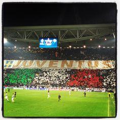 Curva Sud - Juventus Stadium #Juveceltic