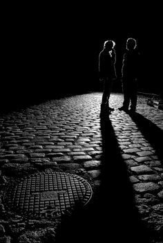☾ Midnight Dreams ☽ dreamy dramatic black and white photography - Dark chat
