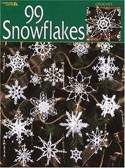 Ravelry: Leisure Arts #3013, 99 Snowflakes